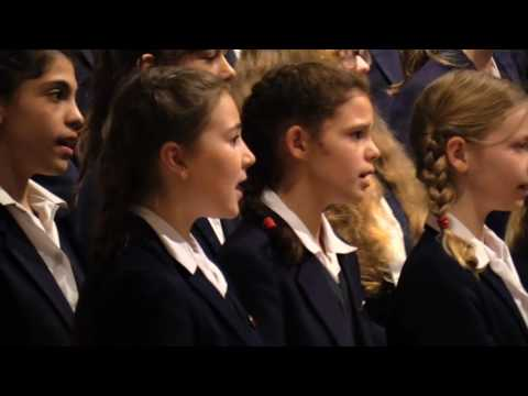 Norwich High School for Girls Carol Service December 2016