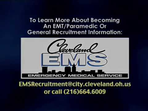 Cleveland PSA- Cleveland EMS Recruitment