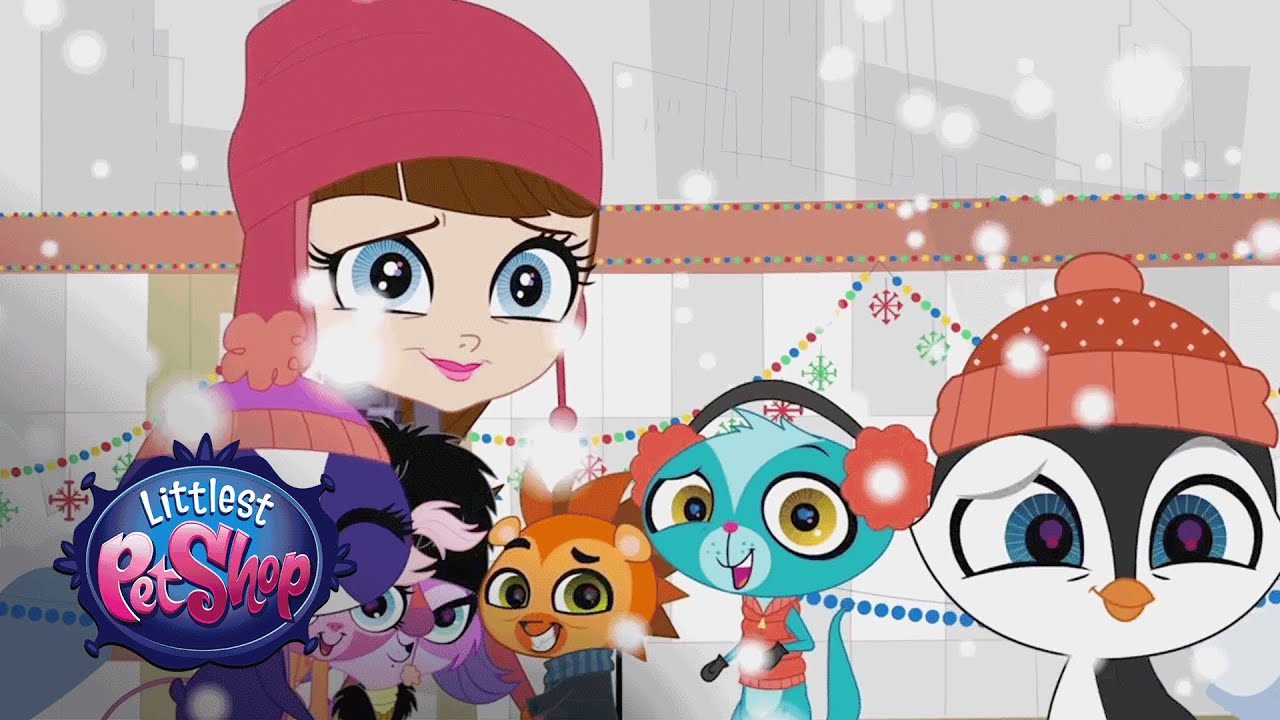 Littlest Pet Shop Chase Away The Winter Blues Official Music