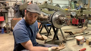 Toyota 4x4 Front Axle Rebuild 2/2 (Birfield Assembly)