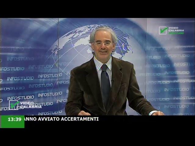 Infostudio il telegiornale della Calabria notizie e approfondimenti - 30 Aprile 2020 ore 13.30