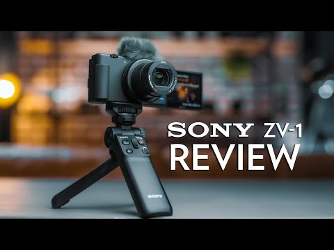 Best Vlogging Camera of 2020? // Sony ZV-1 Hands-On Review