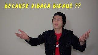 25 KATA INGGRIS YANG SERINGG BANGET SALAH DIBACA ORANG INDONESIA! (AKSEN AMERIKA)