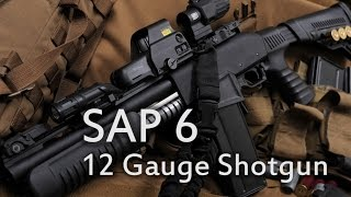 SAP6 Shotgun Review - What You Need To Know...