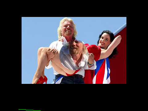 Founder of Virgin Group- Richard Branson- Lifestyle,private jet,island, cars,house, etc