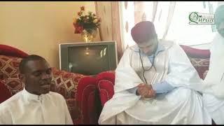 Admirez cette Magnifique récitation du Coran Serigne Hady Toure / Masha'AllAH