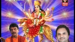 Kesariyo Rang Tane Laagyo Ela Garba - Hemant Chauhan - SuperHit Gujarati Garba