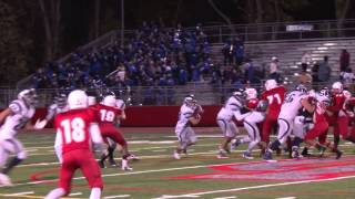 2014 Council Rock North  High School Varsity Football Highlights