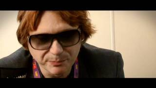 Manic Street Preachers' Nicky Wire Interview - V Festival 2011