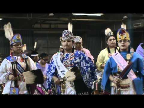 War Dance 1 BEST Shawnee Princess Powwow - YouTube