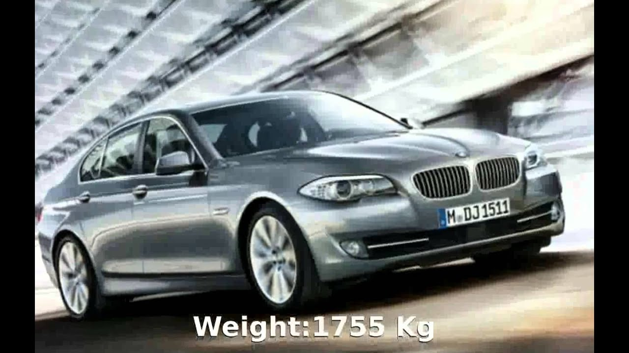 2009 Bmw 525d Xdrive Automatic Specs Youtube