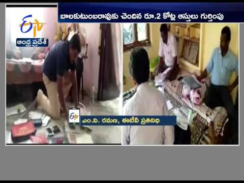 Aggressive ACB Nabs Another Officer | Latest Find is Agri Market Secretary | Guntur