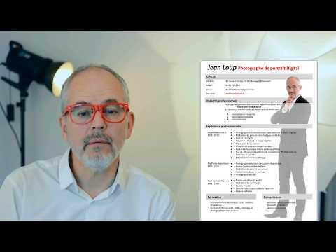 Conseil pour votre photo de CV en Plain Pied