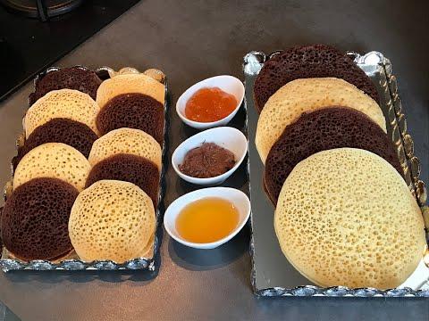 1,2,3-crêpes-mille-trous-(baghrir)