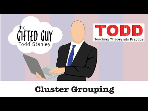 Why Cluster Grouping Benefits Gifted Children
