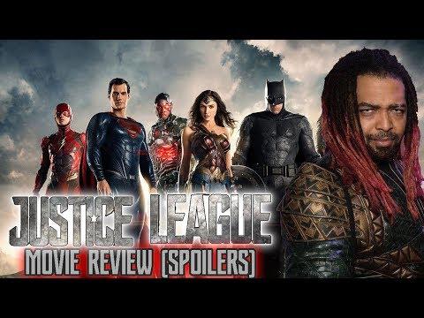 JUSTICE LEAGUE : OFFICIAL MOVIE REVIEW (SPOILERS) (SUPER FANTASTIC OR A SUPER FLOP?!)