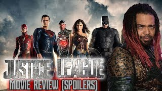 JUSTICE LEAGUE : OFFICIAL MOVIE REVIEW (SPOILERS) (SUPER FANTASTIC OR A SUPER FLOP?!)