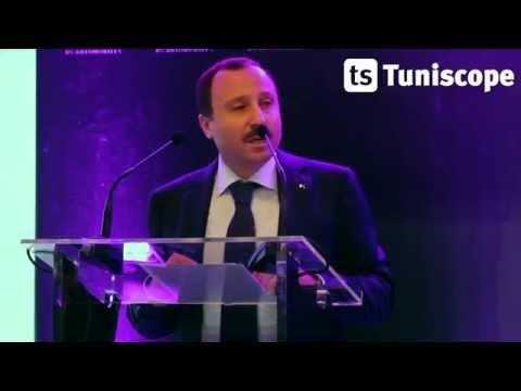 M.Bassem Loukil, PDG d'Aures Auto - Inauguration DS Store Tunisie