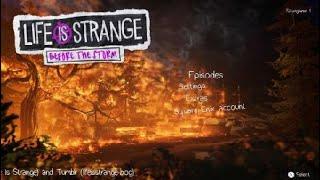Life is Strange BTS episode 3
