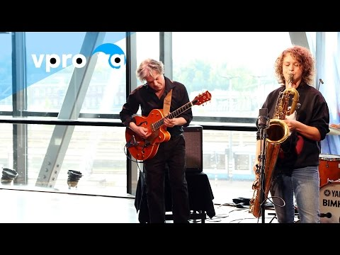 MaxSax - Tini Thomsen/ Chicago (live @Bimhuis Amsterdam)