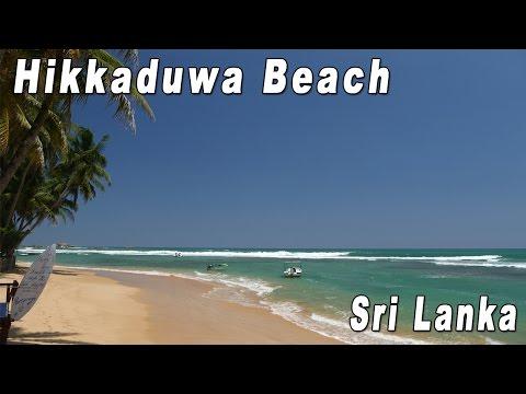 Sri Lanaka, Hikkaduwa Beach