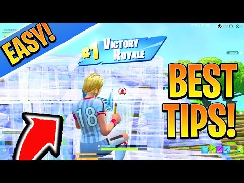 How I WIN 90% of Fortnite GAMES! Fortnite Ps4/Xbox BEST Tips and Tricks! (How to Win Fortnite)