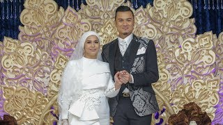 #Showbiz: Fazley and wife have a second 'bersanding'