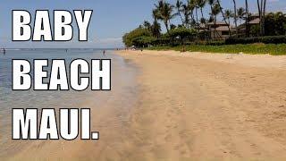 Baby Beach Lahaina Maui Beachfront Home Hawaii Real Estate Vacation Rental
