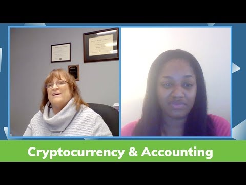 Cryptocurrency & Accounting