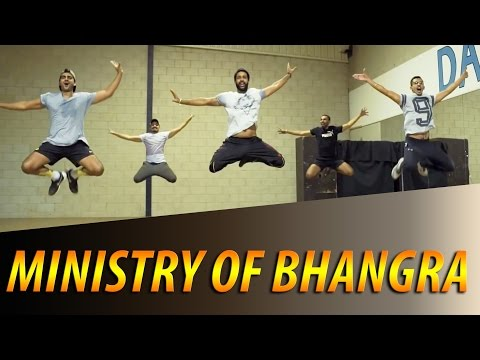 Bhangra Routine: Ministry Of Bhangra (Sydney) [HCB 2016]