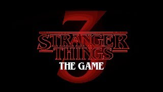 [First Look] STRANGER THINGS 3 on the Nintendo Switch