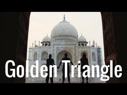 3 days in India's GOLDEN TRIANGLE  (Jaipur, Agra, Delhi)