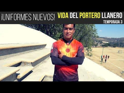 ¡UNIFORMES NUEVOS! - VIDA DEL PORTERO LLANERO T3