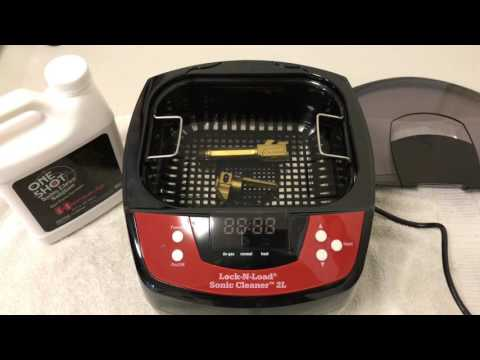 Pew Pew Reviewz - Hornady Lock-N-Load 2L Ultrasonic Cleaner Review