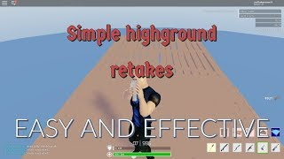 METODI RETAKE MASSGROUND! II Roblox Strucid Fortnite