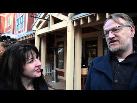 Jared Harris Talks David Bowie and Sundance with Sue Kelley at Sundance Film Festival