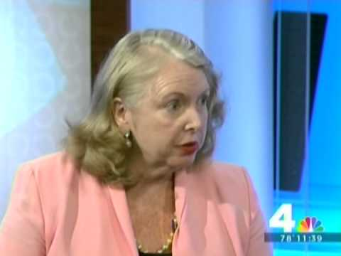 Kathleen Pasley interview with Barbara Harrison NBC, Channel 4
