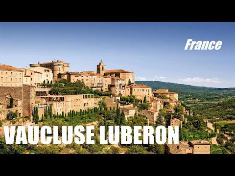 Villeneuve les avignons, Fontaine de Vaucluse, Gordes...  LUBERON ep 2/3