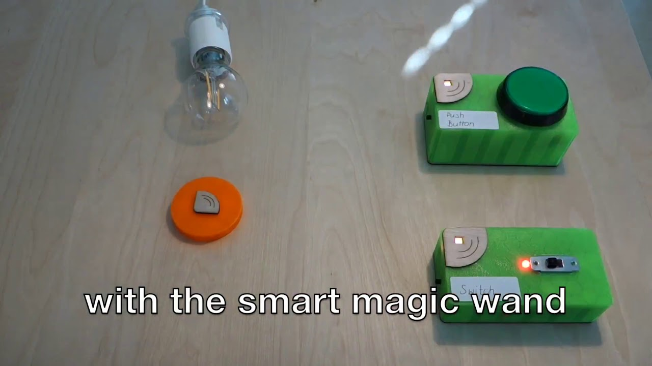 The 'Magic Paradigm' for Programming Smart Connected Devices