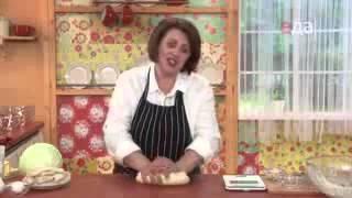 Домашний вязаный пирог онлайн