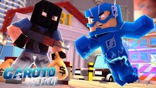 Minecraft: GAROTO HERÓI - ASSALTO AO BANCO! #04 thumbnail