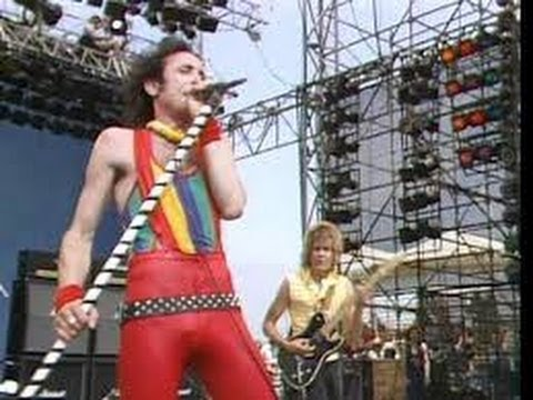 "Quiet Riot - ""Slick Black Cadillac"" Live at the US Festival, 1983"
