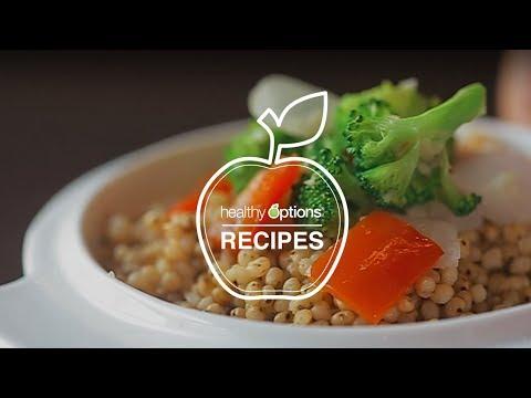 Sorghum Veggie Rice