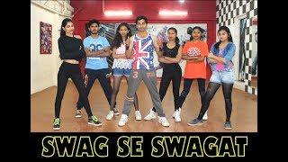 Swag Se Swagat | Tiger Zinda Hai | Dance Choreography | Manas Ramteke | SPARTANZzz Dance Academy