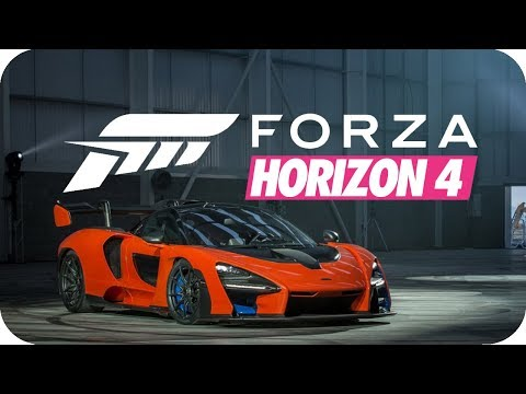 FORZA HORIZON 4!! MI REACCION EN DIRECTO!! FH4