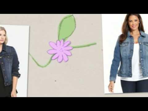 Одежда с Алиэкспресс (Aliexpress)-Женская джинсовая куртка и брюки.