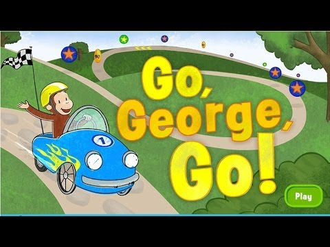 curious george go george go game play youtube. Black Bedroom Furniture Sets. Home Design Ideas