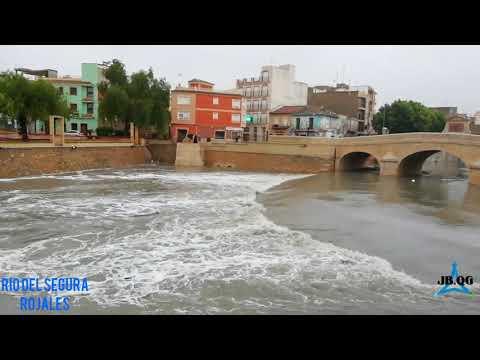 Rio del Segura de Rojales