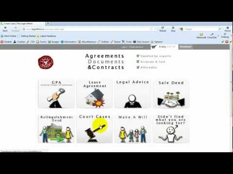 How to get Legal Assistance on Court Cases in India