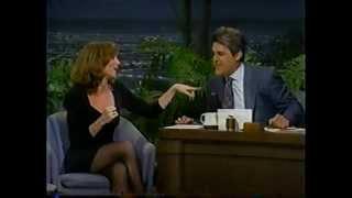 Marilu Henner @ The Jay Leno Show 1990